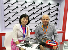 Tengmao Rubber and Plastics, the 122nd Canton Fair is in full swingswingswingswing